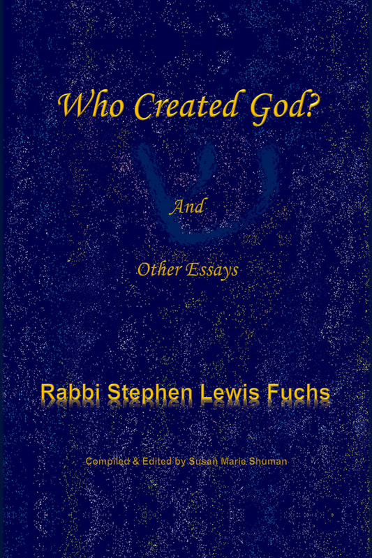 Who Created God?, Rabbi Stephen FuchsPicture